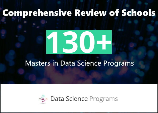 Over 135 Schools with Online Masters in Data Science